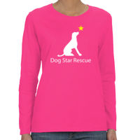 Ladies Long Sleeve T Shirt Thumbnail